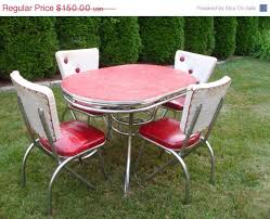 1950s kitchen furniture on sale vintage 1950 s kitchen table chairs by 4theloveofvintage