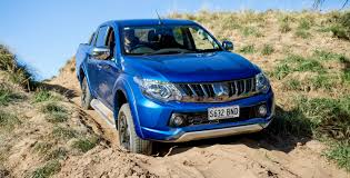 mitsubishi adventure 2017 2017 mitsubishi mq triton exceed review loaded 4x4