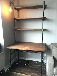 desk best 25 office bookshelves ideas only on pinterest office