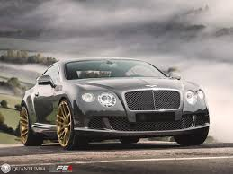 bentley car gold quantum 44 wheels u2014 quantum44 fs1 satin gold bentley continental