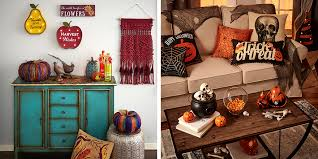 Fall Decorative Pillows - layer fall u0026 halloween at home