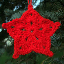 crafting life in eire christmas decorations crochet free patterns