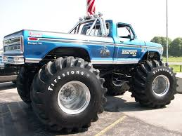 original bigfoot monster truck toy he exists bigfoot 4x4 open house jun 4 2011 56k go away