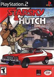 Hutch And Starsky Starsky U0026 Hutch Box Shot For Playstation 2 Gamefaqs