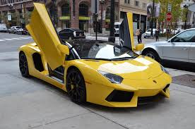 yellow lamborghini aventador for sale 2015 lamborghini aventador roadster lp 700 4 roadster stock