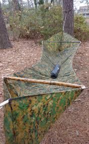 new bridge hammock tarp for a spreader bar hammock