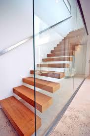 rambarde escalier design escalier suspendu minimaliste à genève kozac