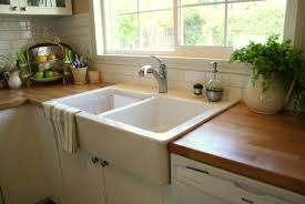 Ikea Kitchen Sinks And Taps by Sinks Amazing Top Mount Farmhouse Sink Kohler Kitchen Sinks Top