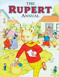 rupert bear annual 72 2008 amazon uk