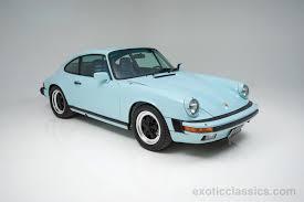 Porsche 911 Carrera - 1984 porsche 911 carrera exotic and classic car dealership
