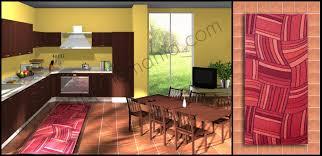 tappeti a metraggio tappeti corsia cucina moderni bollengo con tappeto a metraggio per