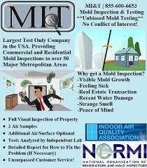 mold inspection testing jacksonville fl mold inspection testing