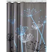unique gray bathroom shower curtains for home design ideas with