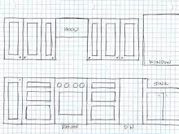 Design Kitchen Cabinet Layout Online by Kitchen Cabinets Layout Hbe Kitchen