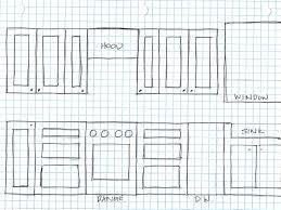 kitchen cabinets layout hbe kitchen