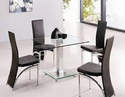 Esszimmer Eckbank Tisch Mit Vier Sthlen Esszimmer Glas Esstische Mit Edelstahl Zum