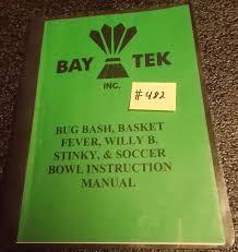 bug bash basket fever willy b stinky u0026 soccer bowl redemption