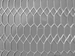 Raised Expanded Metal Sheet Slip Resistance for Safe