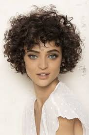 curly and short haircut showing back short hairstyles trendy sles hairstyles for curly hair short