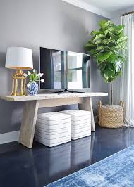 Accent Wall Tips by Summer Home Tour Tips For Simple Summer Living Fiddle Leaf Fig