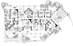 Spanish Colonial Architecture Floor Plans Plans Michael Daily Adobe Southwestern 1335 Square Feet 3644