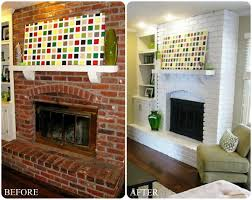 best fireplace remodels before and after ideas pictures home