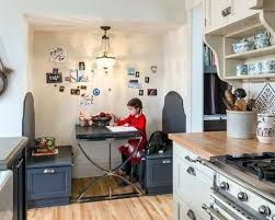 kitchen booth ideas booth for kitchen eat in kitchen farmhouse light wood floor eat in