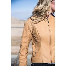 light brown leather jacket womens light tan sheepskin vintage motorbike fashion leather jacket mj 212