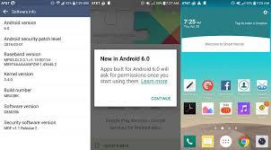 at u0026t u0027s lg g3 makes jump android 6 0 marshmallow