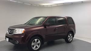 rock honda used cars 2015 used honda pilot 2wd 4dr ex l at rock honda serving