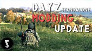 dayz standalone u0027s modding update dayz tv