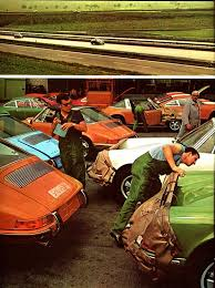 Porsche 911 Interior Color Codes 1971 911 Specs Colors Facts History And Performance Classic