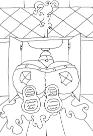 cleopatra coloring pages plumber funny coloring page from chubby art