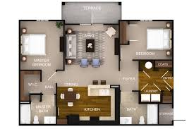 Tropical Kitchen Rugs Bedroom Expansive 3 Bedroom 2 Bath Apartments Marble Area Rugs