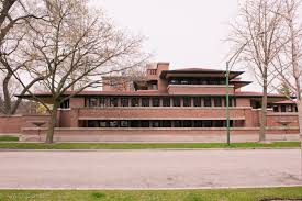 the spotting eye cityscapes hyde park f c robie house f ll