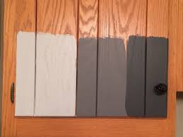 How To Stain Kitchen Cabinets by How To Paint Kitchen Cabinets No Painting Sanding
