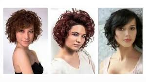 Kurzhaarfrisuren Bilder 2017 by Kurzhaarfrisuren Damen Mit Locken