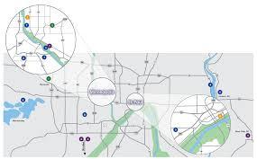 Minneapolis Neighborhood Map Clay Culture Minneapolis U2013st Paul City Guide Ceramic Arts Network