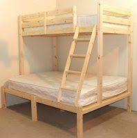 Best  Triple Sleeper Bunk Bed Ideas On Pinterest Pine Bunk - Three sleeper bunk bed