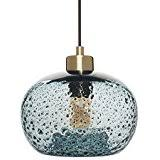 Blue Glass Pendant Light Blue Pendant Lights Ceiling Lights Tools Home