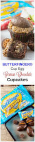 butterfinger cup egg german chocolate cupcakes flavor mosaic