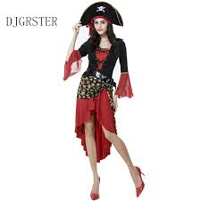 Halloween Costumes Pirate Woman Buy Wholesale Female Pirate Halloween Costume China