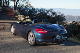 porsche dark blue metallic dark blue metallic on 981
