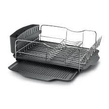 Dish Drainers Piece Advantage Dish Rack System