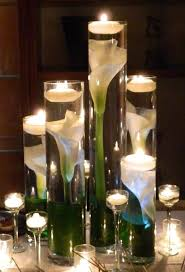 Wedding Ideas For Centerpieces by Best 25 Water Centerpieces Ideas On Pinterest Floating Candles
