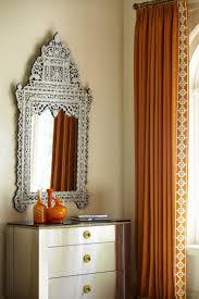 curtains brown and burnt orange curtains inspiration brown and