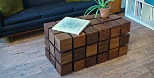 Cube Coffee Tables Float Table Coffee Table Like A Rubik S Cube That Floats Designcot