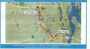 St Augustine Map Proposed Extension Of Sr 312 Draws Criticism Praise