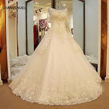 wedding gown designs ls54420 glitter wedding dresses sleeves lace up back