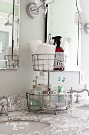 bathroom counter ideas organize with baskets nook organizing and 30th